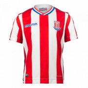 Stoke City Jersey 2017/18 Home Soccer Shirt Jersey