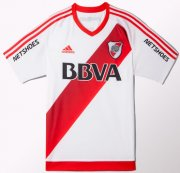 River Plate Jersey 2016/17 Home White Soccer Shirt