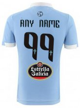 celta de vigo Jersey 2015/16 Home Soccer Shirt #99 ANY NAME