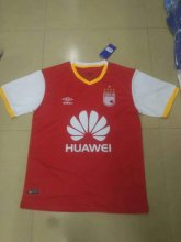 Huawei Independiente Santa Fe Jersey 2017/18 Red Soccer Shirt