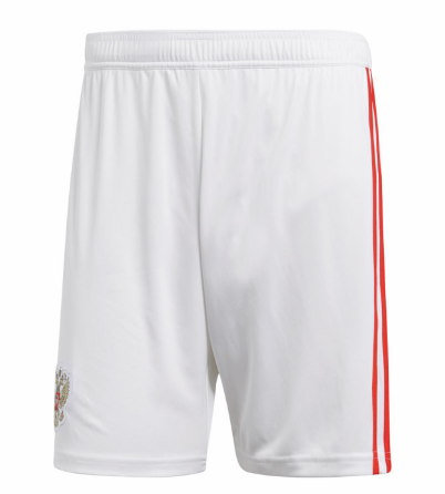 Russia Jerseys 2018 World Cup Home Soccer Shorts