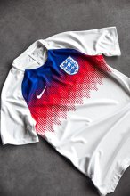 England 2018 World Cup Pre-Match Soccer Jersey