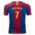 2019 Barcelona El Clasico Philippe Coutinho #7 Soccer Jersey