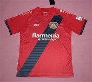Bayer Leverkusen Jersey 2016/17 Red Soccer Shirt