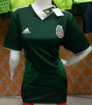 Mexico 2018 World Cup Home Women Soccer Jersey