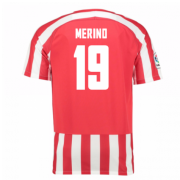 Athletic bilbao Jersey 2016/17 Home Soccer Shirt #19 Merino