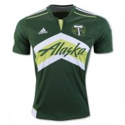 Portland Timbers Jersey 2016/17 Home Soccer Shirt