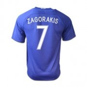 Greece Jerseys 2016/17 Away Soccer Shirt #7 Zagorakis