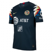 2019-20 CLUB AMERICA AWAY NAVY SOCCER JERSEY SHIRT