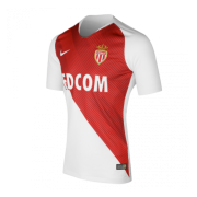 AS Monaco FC 18-19 Home Soccer Jersey Shirt