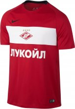 Spartak Moscow Jersey 2017/18 Home Soccer Shirt