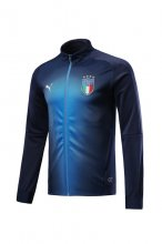 Italy Jersey 2018 Italy World Cup Dark Blue Soccer Jacket