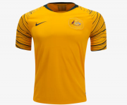Australia 2018 World Cup Home Soccer Shirt