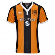 Hull City Jerseys 2016/17 Home Soccer Shirt