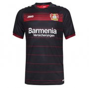 Bayer Leverkusen Jersey 2016/17 Away Black Soccer Shirt