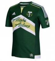 Portland Timbers Jersey 2015/16 Home Soccer Shirt