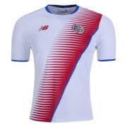 Costa Rica 2017/18 Away Soccer Shirt