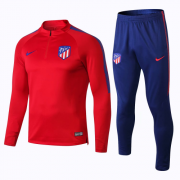 Atletico Madrid 18-19 Red Training Tracksuit