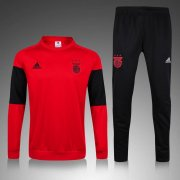 Benfica Jersey 2017/18 Red Soccer Training Suit