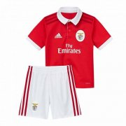 Benfica Jersey 2017/18 Home Soccer Kids Kit