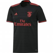 Benfica Jersey 2016/17 Away Black Soccer Shirt