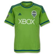Seattle Sounders Jersey 2015/16 Home Soccer Shirt