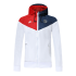 PSG 19-20 White&Red Woven-Windrunner