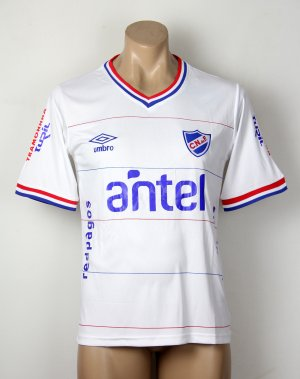 Club Nacional Jerseys 2016 Euro Home Soccer Shirt