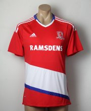Middlesbrough Jersey 2016/17 Home Soccer Shirt Jersey