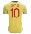 2019 COPA AMERICA JAMES RODRIGUEZ #10 COLOMBIA HOME SOCCER JERSEY SHIRT