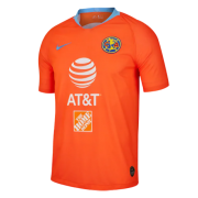 2019-20 CLUB AMERICA THIRD ORANGE SOCCER JERSEY SHIRT