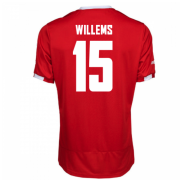 PSV Eindhoven Jerseys 2016/17 Home Soccer Shirt #15 Willems