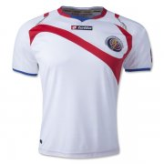 Costa Rica 2014/15 Away Soccer Shirt