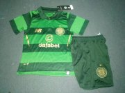Celtic Youth Jersey 2017/18 Away Soccer Kid Kits