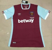 West ham Jersey 2016/17 Home Soccer Shirt