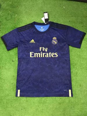 Real Madrid Jersey 2019-20 Third Soccer Shirt