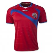 Costa Rica 2014/15 Home Soccer Shirt