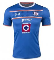Cruz Azul Jersey 2015/16 Home Soccer Shirt
