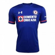 Cruz Azul Jersey 2017/18 Home Blue Soccer Shirt