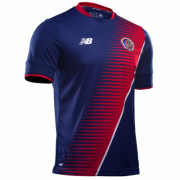 Costa Rica 2017/18 Gold Cup Third Soccer Shirt
