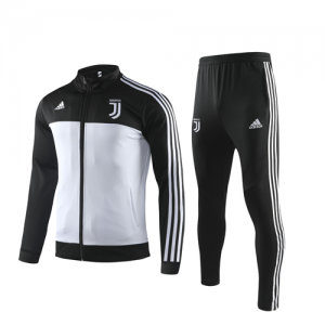 Juventus 19-20 White&Black Jacket Kits
