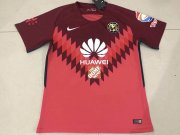 Club America Jersey 2017/18 Goalkeeper Red Soccer Shirt