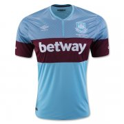 West ham Jersey 2015/16 Away Soccer Shirt