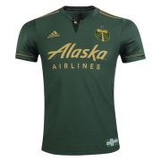 Portland Timbers Jersey 2017/18 Home Soccer Shirt