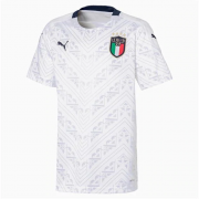 Italy Jersey 2020 White Soccer Jersey Shirt