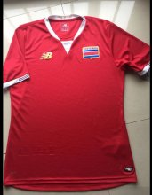 Costa Rica 2016/17 Home Soccer Shirt