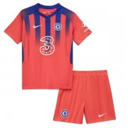 Chelsea 20-21 Kids Third Soccer Kits (Jersey+Shorts)