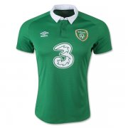 Ireland Jersey 2015-16 Home Soccer Shirt