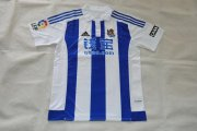 Real Sociedad Jersey 2015/16 Home Soccer Shirt