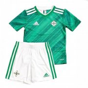 Northern Ireland Kids Jersey 2020 Home Soccer Shirt kits